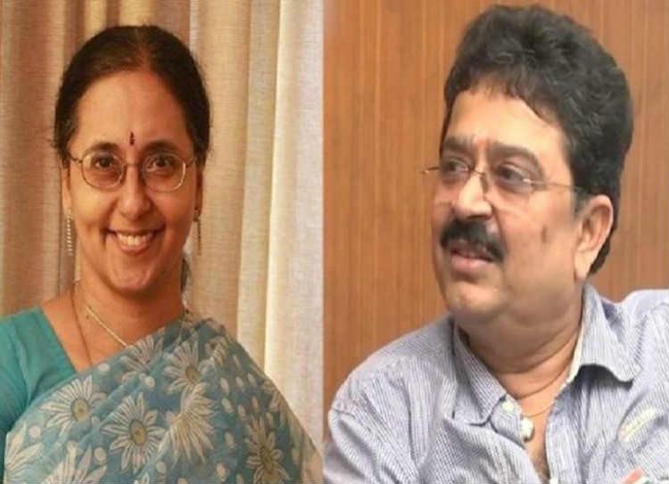 Girija Vaidyanathan secures S.V. Sekar