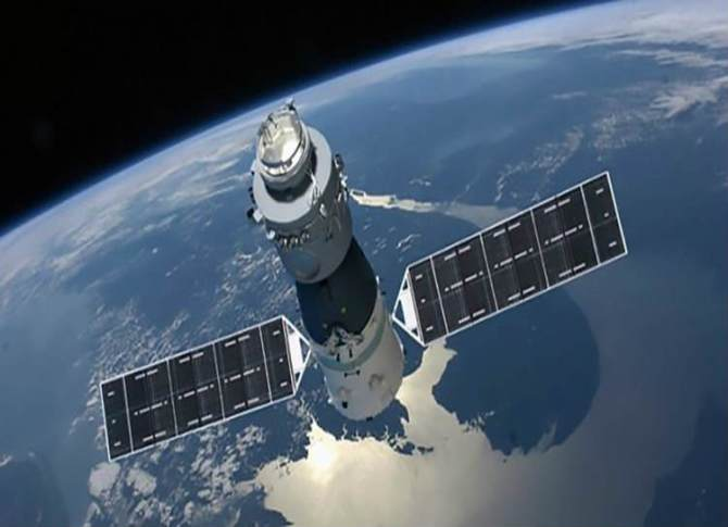 Tiangong 1 space station
