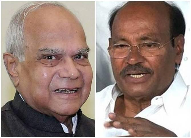 MK Surappa, Appointment, Politics In Raj Bhavan, Dr Ramadoss