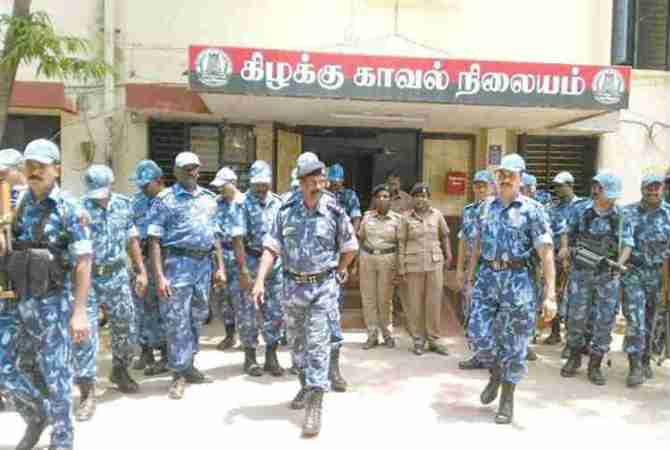 Delta Districts, ParaMilitary Force, Cauvery Management Board