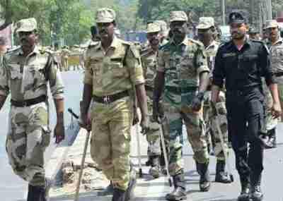 Delta Districts, ParaMilitary Force, TK Rangarajan, Thirumurugan Gandhi Opposes