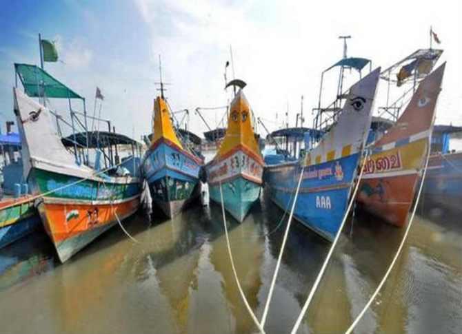 fishing ban period began