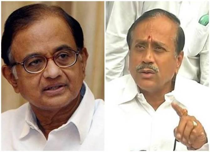 H.Raja Tweets about Kanimozhi, P.Chidambaram Questions BJP
