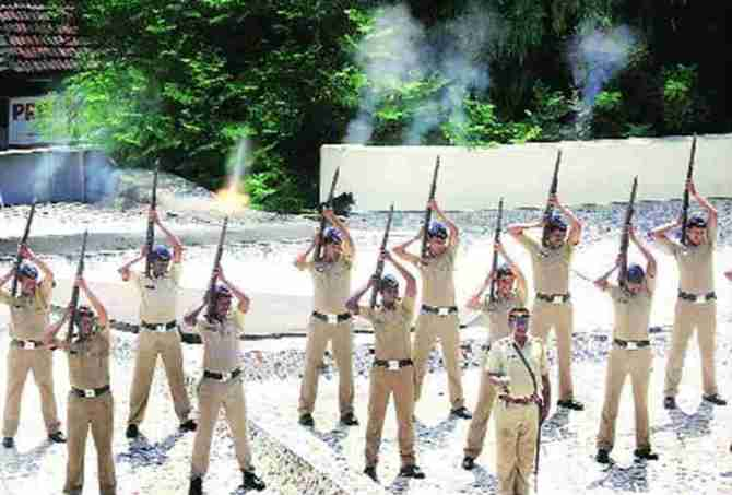 Tamilnadu Police, Orderly System, Inquiry Comission