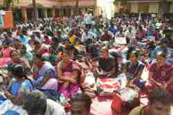 JACTO JEO Strike, Tamil Nadu Government Employees Teachers Indefinite Strike, ஜாக்டோ