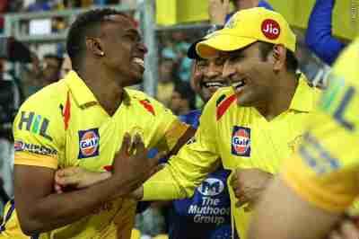 IPL 2018 டோனி ஏன் 'சாம்பியன்' தெரியுமா? பிராவோ மிரள்கிற காட்சியை பாருங்கள்!