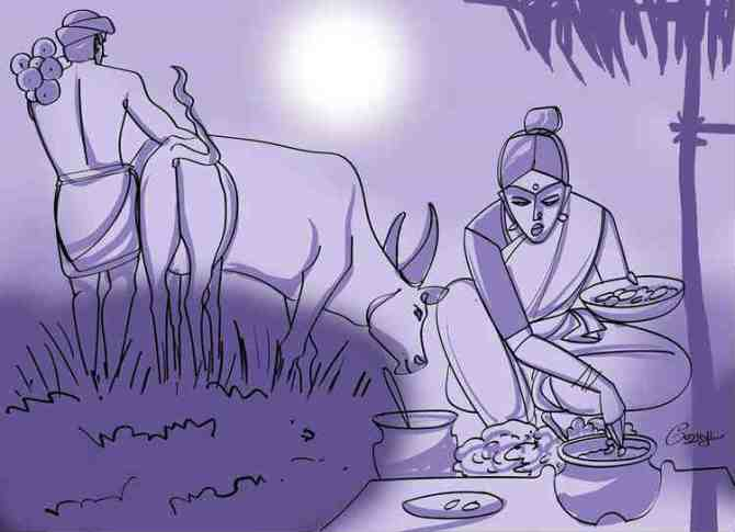 Vedhakiri Sangu - Sunday special short story