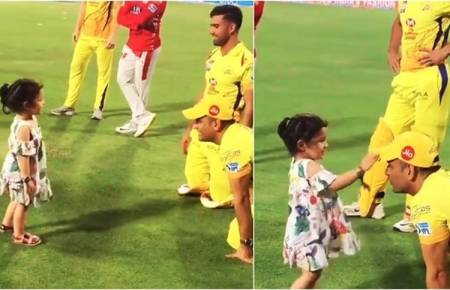 ms dhoni, ziva video, Happy Birthday Thala MS Dhoni