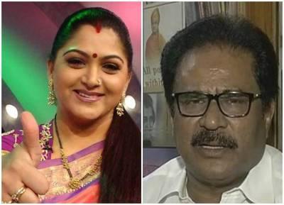 Su.Thirunavukkarasar, Kushboo Supporters Condemns