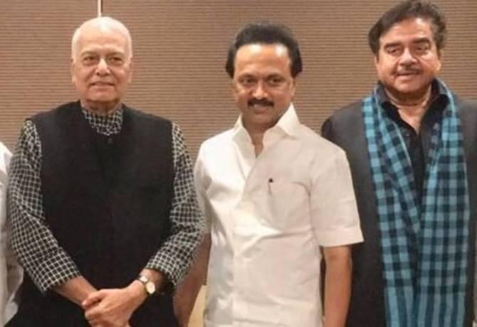 MK Stalin, Yashwant Sinha Meeting, Political Gain