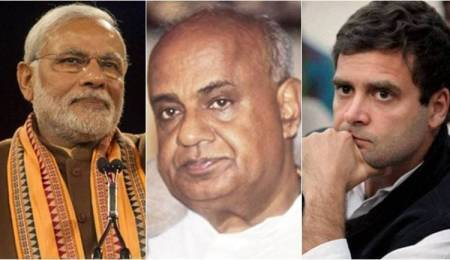 karnataka assembly election exit polls, Janatha Dal-S, King Maker