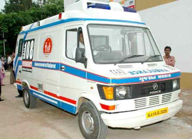 108 ambulance, corona, coronavirus, corona lockdown