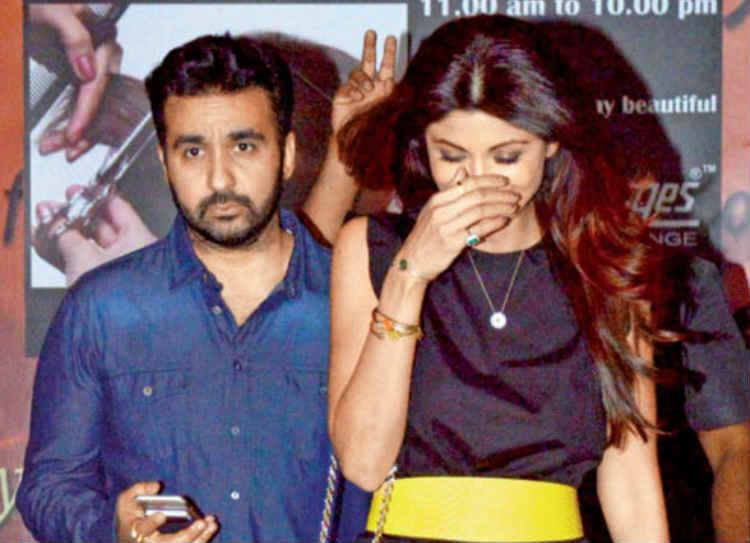 Shilpa Shetty's husband