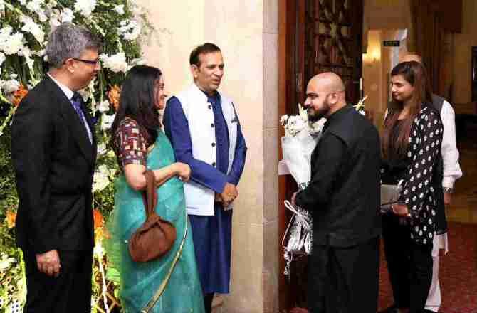 Indian Envoy Ajay Bisaria