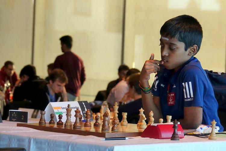 Chess Champion Pragnananda - செஸ் சாம்பியன் பிரக்னாநந்தா