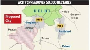 Haryana new city