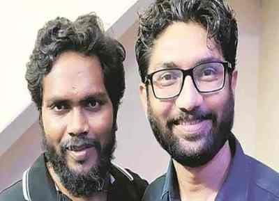 Jignesh praises Ranjith
