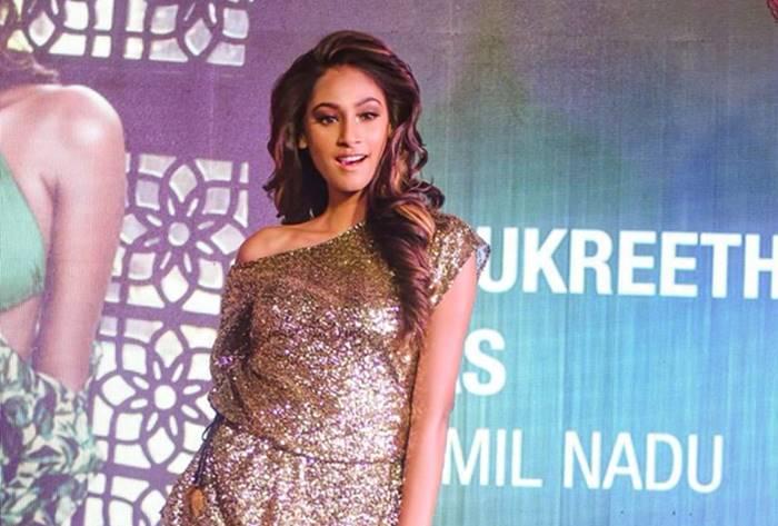 Miss India 2018 Anukreethy Vas: மிஸ் இந்தியா 2018 போட்டியில் அனுக்ரீத்தி வாஸ்