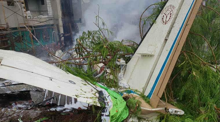 Mumbai, Ghatkopar Plane Crash