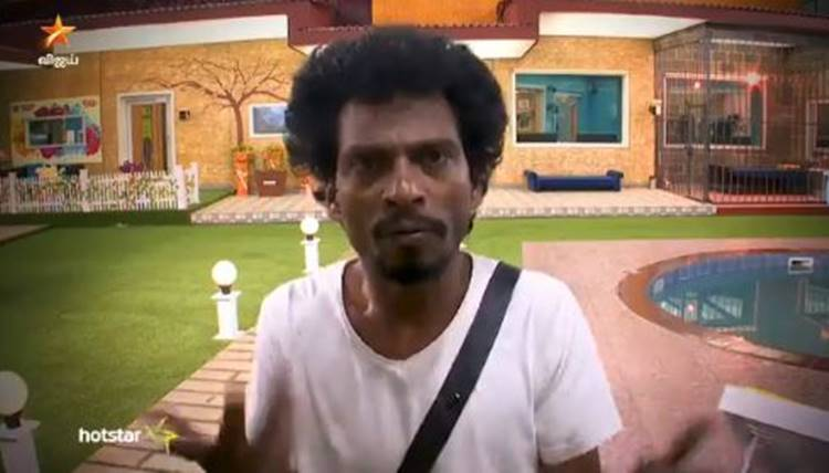 Bigg Boss Tamil 2: பிக் பாஸ் 2 சென்ராயன்