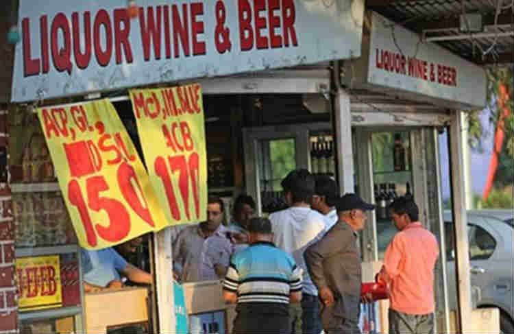 Tasmac Bar Food, Chennai High Court