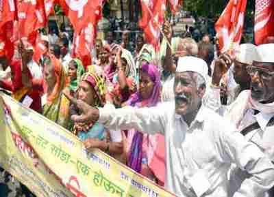 farmer-protests
