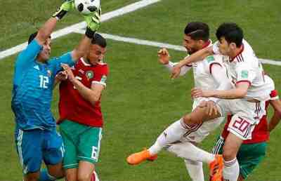 FIFA World Cup 2018:View of Iran Team