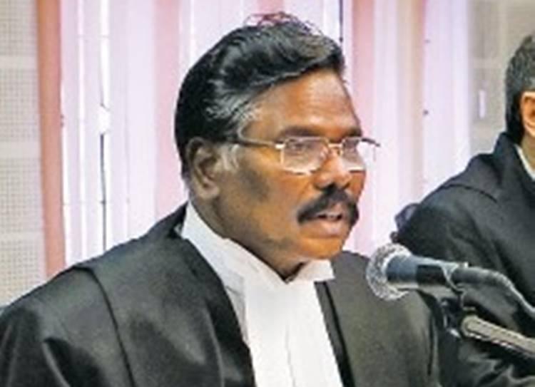 justice Dhanapalan