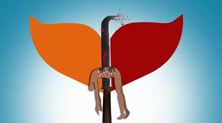 political killings kerala