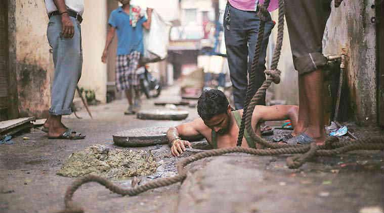 scavangers in India