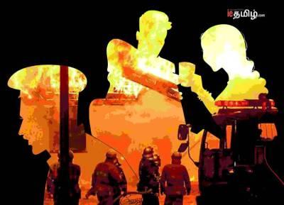 ஞாயிறு சிறப்பு சிறுகதை : தீ-க்கு காத்திருப்பவன்