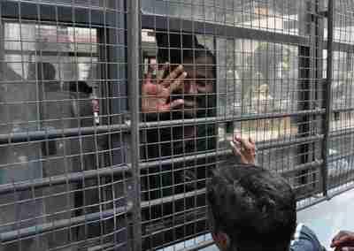 Velmurugan Arrest, Vaiko Protest