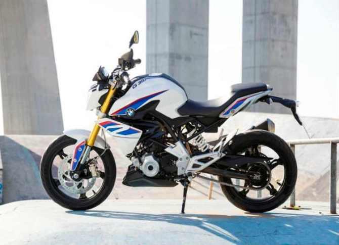 BMW New Bikes