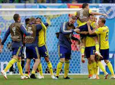 FIFA world cup 2018: Sweden and England advance to knock out