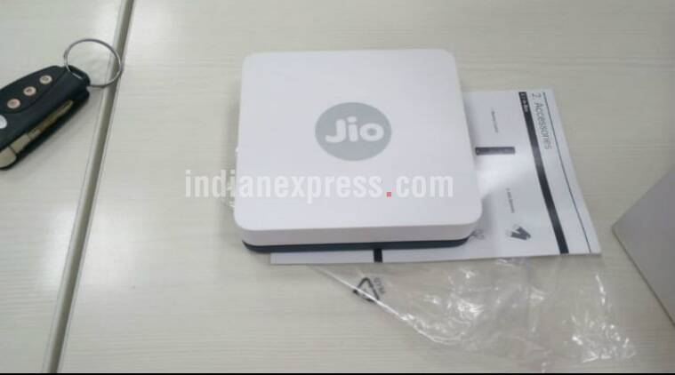 JioFi router image Exclusive