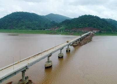 மல்கன்கிரி, குருபிரியா பாலம்