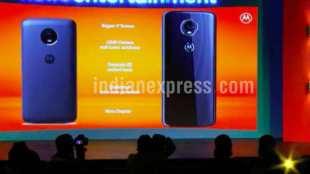 Moto E5 launch