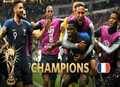 France vs Croatia FIFA World Cup 2018 Final: 4-2 என்ற கோல் கணக்கில் உலகக் கோப்பையை வென்றது பிரான்ஸ்!