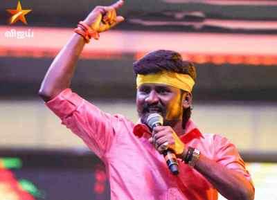 Senthil ganesh title winner