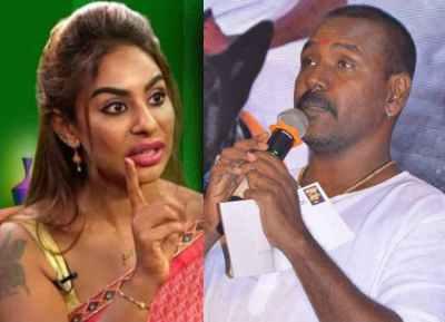 Sri Reddy Tamil Leaks: raghava lawrence, ஸ்ரீ ரெட்டி - ராகவா லாரன்ஸ்