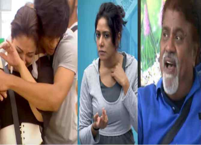 bigg boss tamil 2 eviction