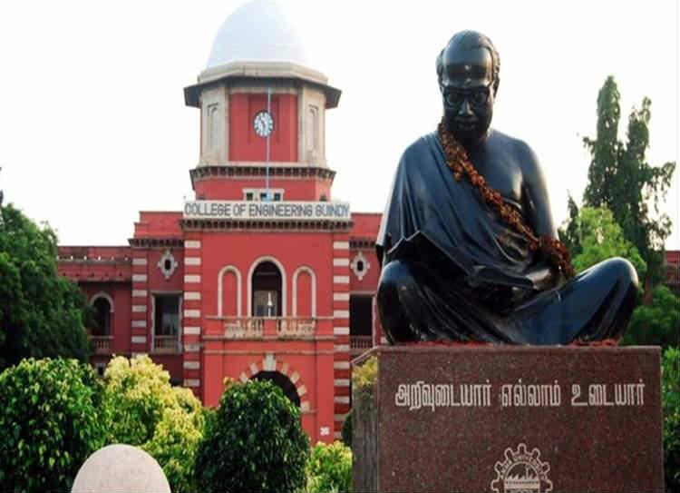 Anna University Punitive Colleges, அண்ணா பல்கலைக்கழகம், Anna University Punishing Engineering colleges