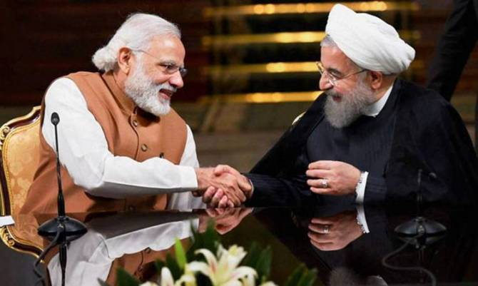 India - Iran Partnership