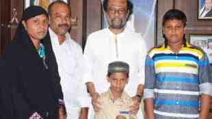 Rajinikanth, Mohammad Yaasin, Rajinikanth Congratulates