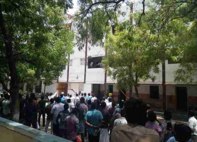 Rose Mary Matric School Fire Accident, Palayamkottai