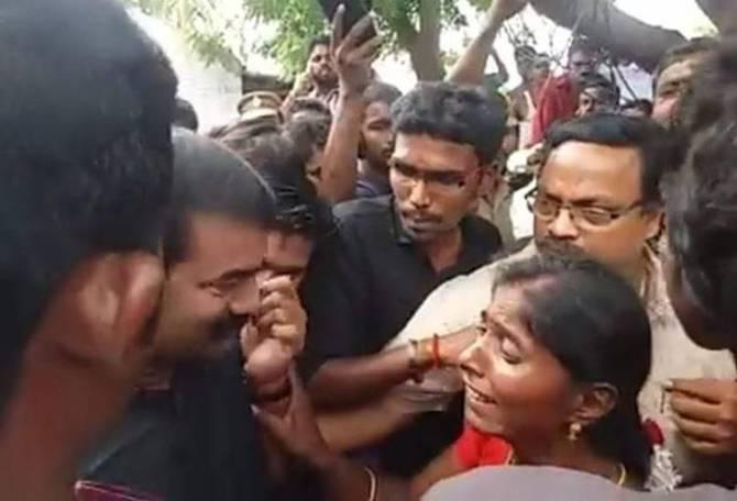 Seeman Arrested, Tamil party Seeman Arrested, சீமான் கைது, சீமான் சேலம் வருகை, சீமான் சேலத்தில் கைது
