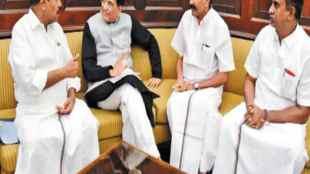 tamilnadu ministers delhi visit