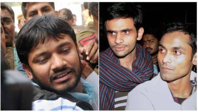 JNU students, Umar Khalid, Sedition Case