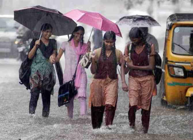 Tamil nadu weather forecast updates