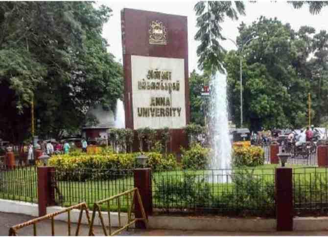 Anna University Counselling